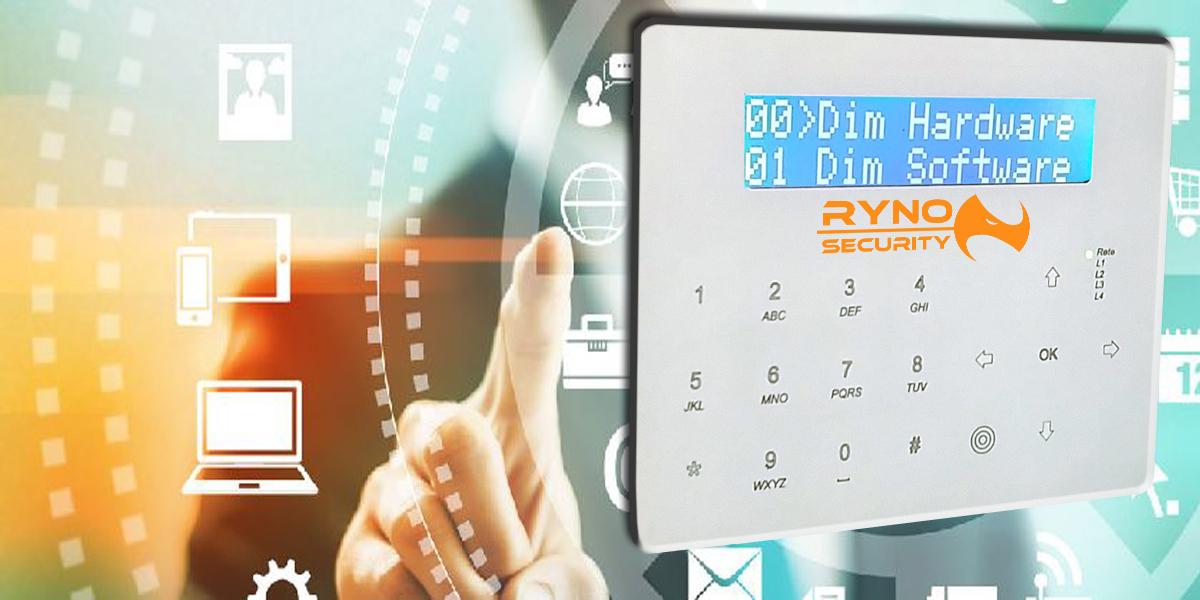Tastiera Touch Ryno